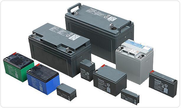 松下UPS电源蓄电池